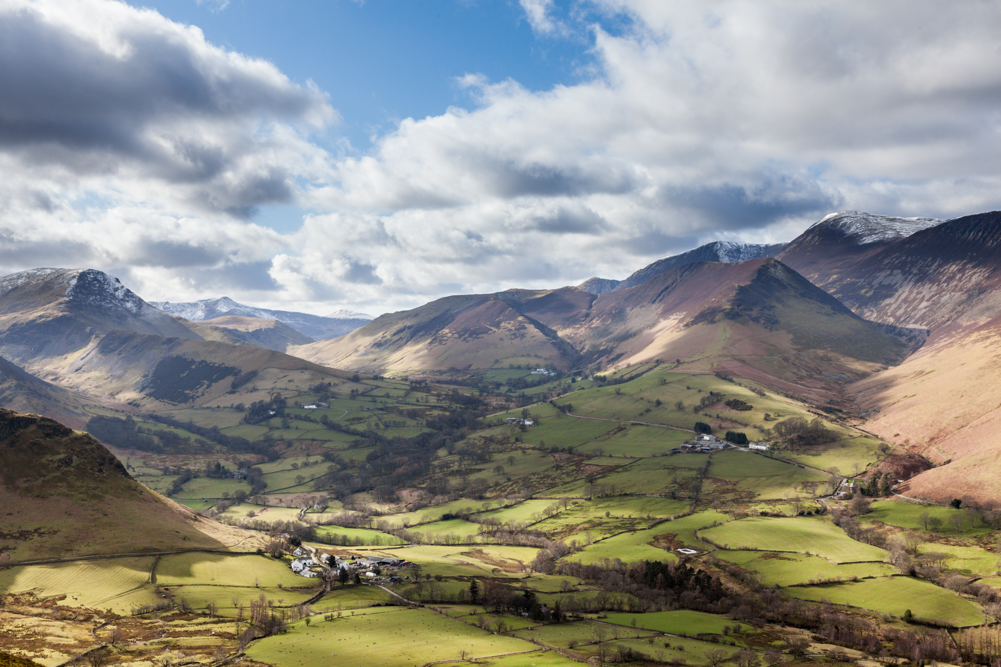 A view from catbells